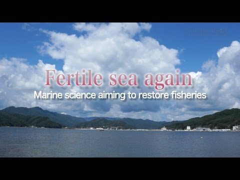 [ScienceNews2014]Fertile sea again -Marine science aiming to restore fisheries-