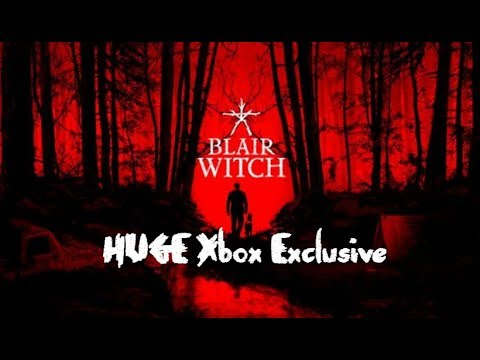 Blair Witch, The Xbox One Exclusive No One Is Taking About , BUT Should Be!