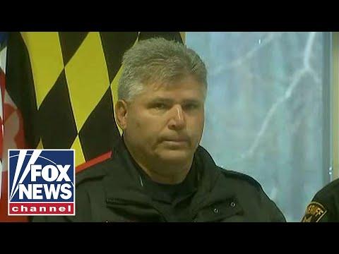 Police: Maryland school shooter is dead