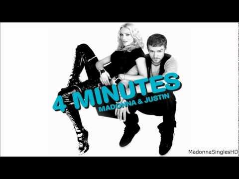 Madonna - 4 Minutes (Bob Sinclar Space Funk Remix)