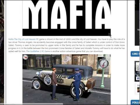 mafia the city of lost heaven download full version free