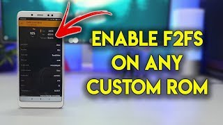 How to change File System Ext4 to F2fs on Redmi Note 7/ 7S