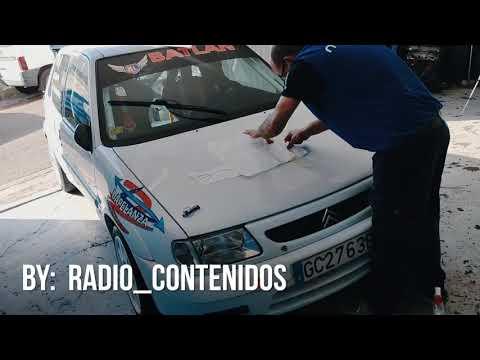 Radio Contenidos - Rally 2019 Lanzarote
