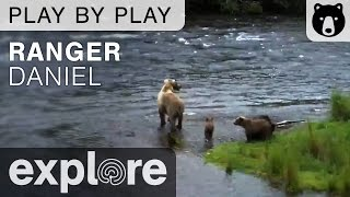 Ranger Daniel - Katmai National Park - Brown Bear Play By Play thumbnail