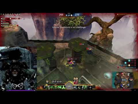 Guild Wars 2 - Blood Scourge PvP Highlights thumbnail