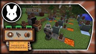 Immersive Engineering: Bit-by-Bit - HV & Thermoelectric Generator - Minecraft 1.10.2/1.11.2