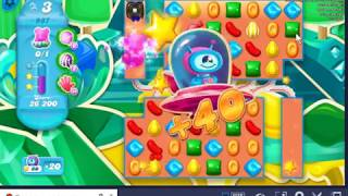 Candy Crush Soda Saga Level 987