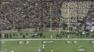 1999 Penn State at Purdue (10 Minutes Or Less)