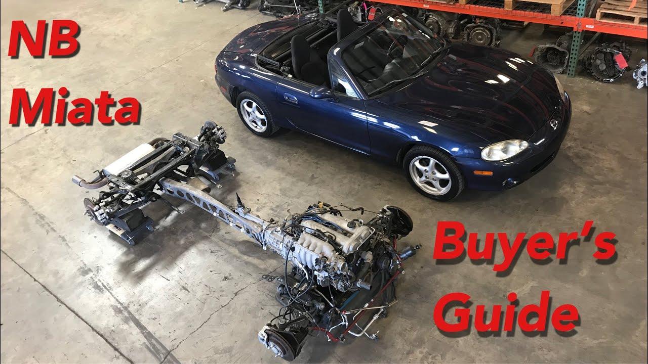 NB Miata Buyer's Guide (1999-2005) - Redline Auto PartsRedline Auto Parts