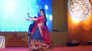 Ladies Sangeet - Bride Groom Script