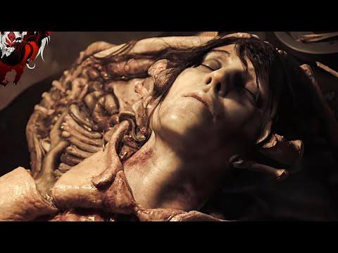 生化人利用人類身體做實驗!星際小隊掉入圈套被異形逐壹殺死!結局細思恐極!| 胆小鬼恐怖驚悚电影解说