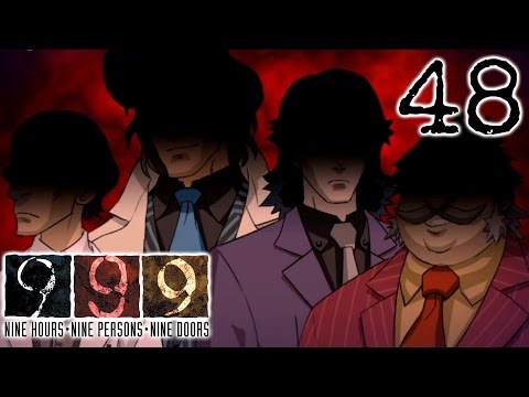 999 - Part 48 - The Experiment - Blind PC Let's Play Nine Hours Nine Persons Nine Doors