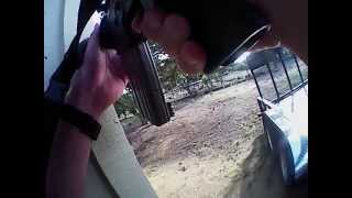 Deputy body cam footage from fatal shooting of suspect near Prescott, Arizona Sept. 2, 2015