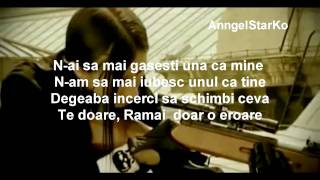 [HD] Andreea Balan- Ooops Eroare [ Lyrics]