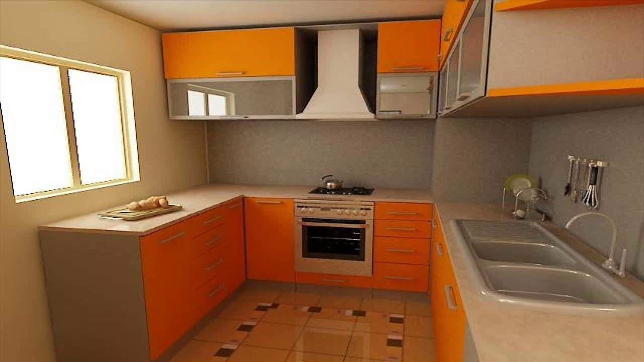 Kitchen design 6 x 8 youtube for 8 x 12 room design