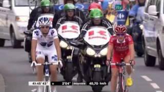 2009 Tour de France Stage 10
