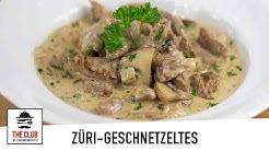 Zürcher Geschnetzeltes | theclub.ch | Rezept #84