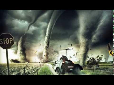 Tornado Sounds 10 hours