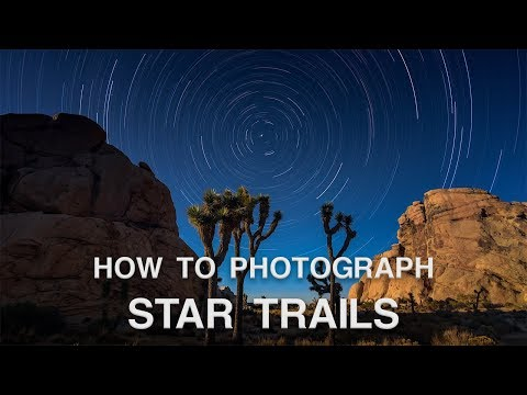 How to Photograph Star Trails | Astrophotography Tips thumbnail