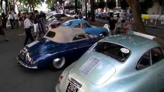8è International Meeting de Porsche 356 a Tarragona (Porsche 356 Pre-A)