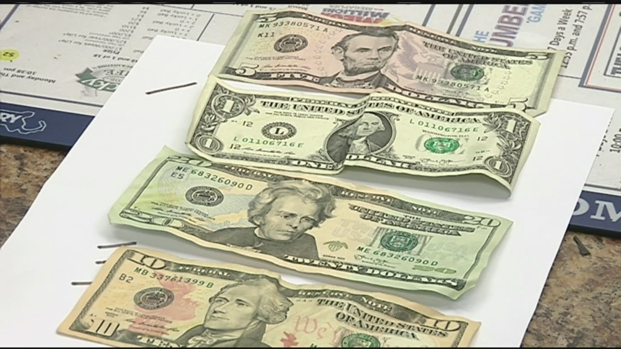 Tips to help distinguish counterfeit money from real ones