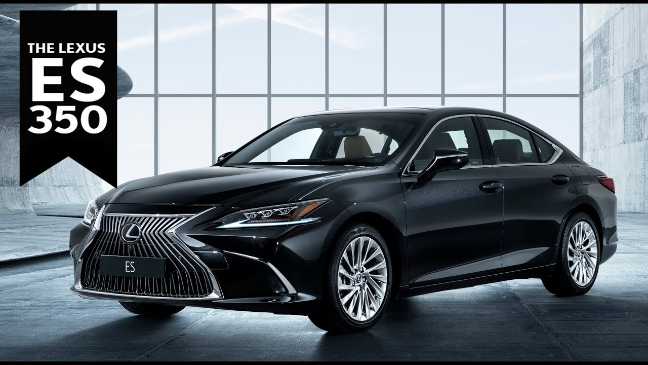 2019 Lexus Es Interior Exterior Youtube