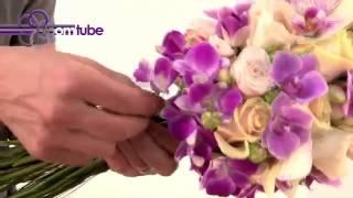 Пошаговое изготовление Букета невесты на свадьбу