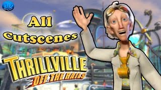Thrillville: Off the Rails All Cutscenes