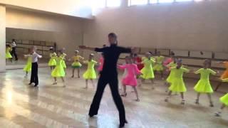 Открытый урок 2015 Бэйби 2 Венский вальс