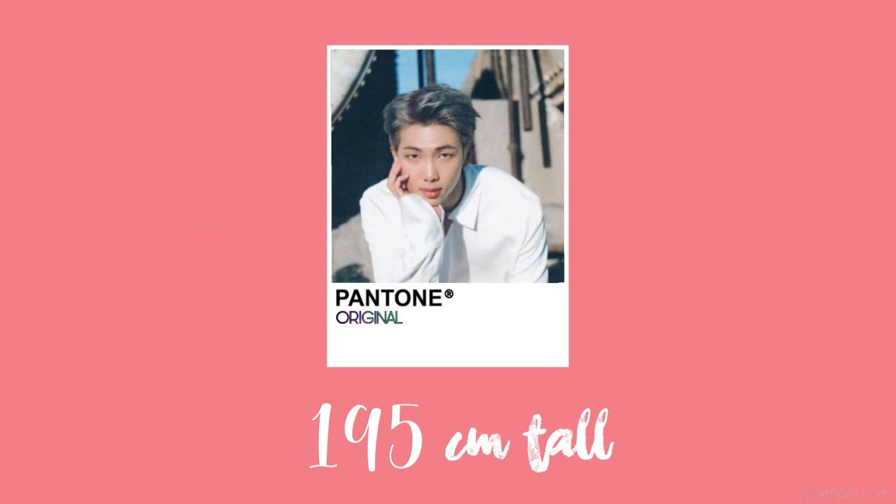 How tall is 195 cm