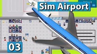Sim Airport #3 ► Mehr FLUGVerkehr ► Der Flughafen Bau und Management Simulator