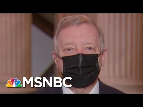 Sen. Durbin: Bipartisan Support Needed For Coronavirus Relief   Morning Joe   MSNBC