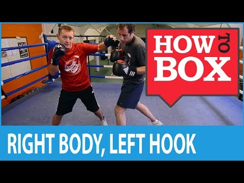 Right to Body, Left Hook - How to Box (Quick Video)