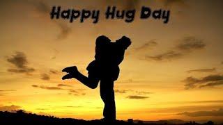 Hug Day Status |Happy Hug day Whatsapp Status | Hug Day status  12 February 2019