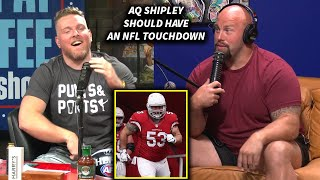 The Time AQ Shipley Should Have Scored An NFL Touchdown