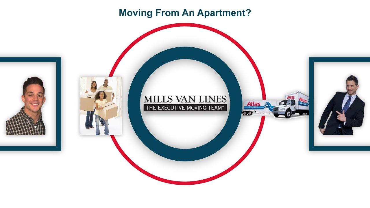 Smaller Move Apartment Tips
