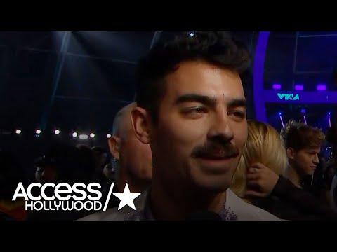 2017 MTV VMAs: Joe Jonas Talks Possibility Of 'Camp Rock 3'!