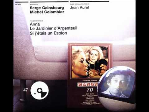 MICHEL COLOMBIER - Manon 70 SOUNDTRACK (02)