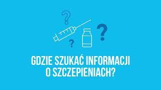 Gdzie szukać informacji o szczepieniach?