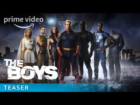 The Boys TV Show NYCC Teaser | Prime Video