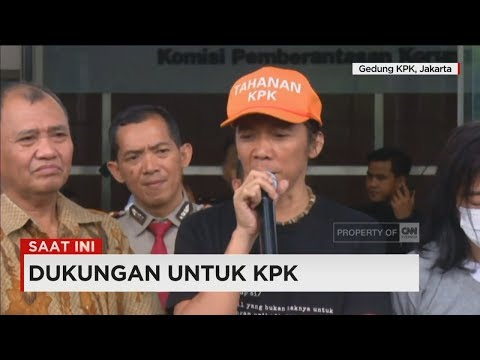 Slank Dukung KPK ; Slank: KPK adalah Mimpi