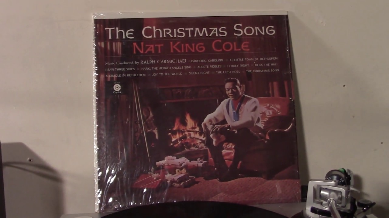 The Christmas Song - Nat King Cole - Vinyl - YouTube