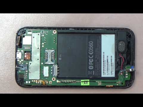 HTC Desire 310 screen replacement