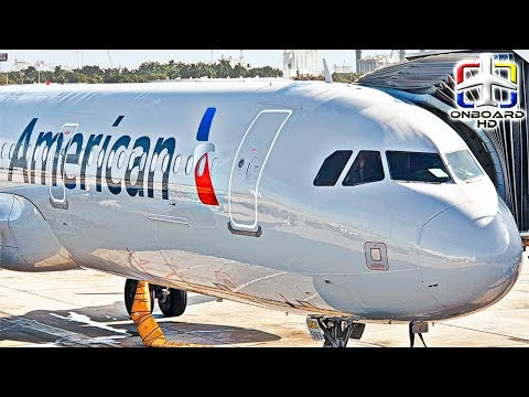TRIP REPORT | AMERICAN AIRLINES: Exceptional!! ツ | Fort Lauderdale To Dallas | Airbus A321
