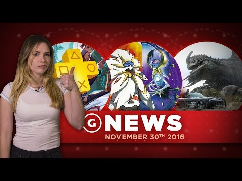 PS Plus Games for December Revealed & Pokemon Breaks Sales Records - GS Daily News