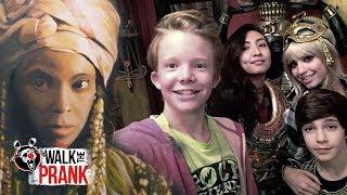 Trick Paintings! Pranks Compilation | Walk the Prank | Disney XD
