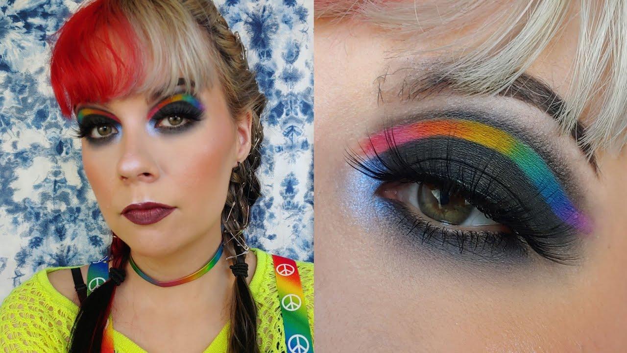 Pride Makeup Tutorial
