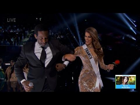 Miss Universe Boyz II Men Performance   LIVE 1-29-17
