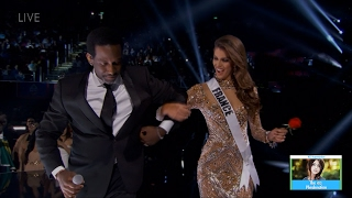Miss Universe Boyz II Men Performance | LIVE 1-29-17