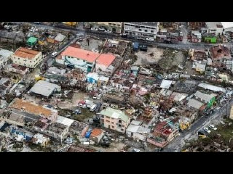 Irma aftermath: Caribbean islands destroyed